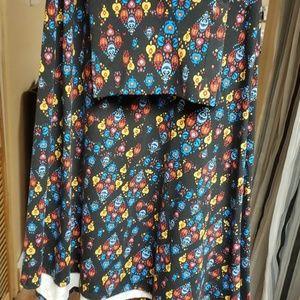 LLR large maxi skirt